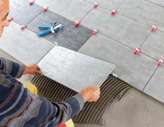 setting up your tiling